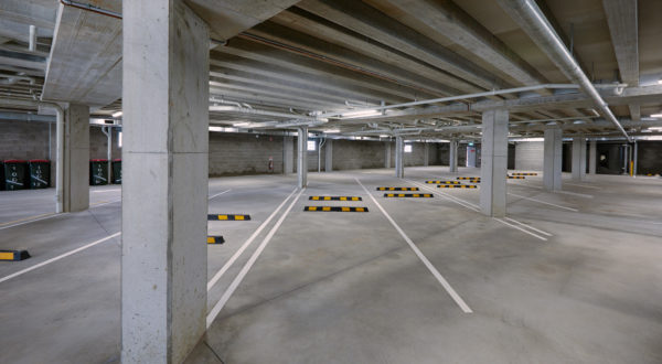 Secure Undercover Parking | East Maitland Executive Apartments