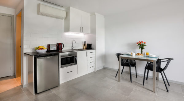 Studio Apartment | East Maitland Executive Apartments
